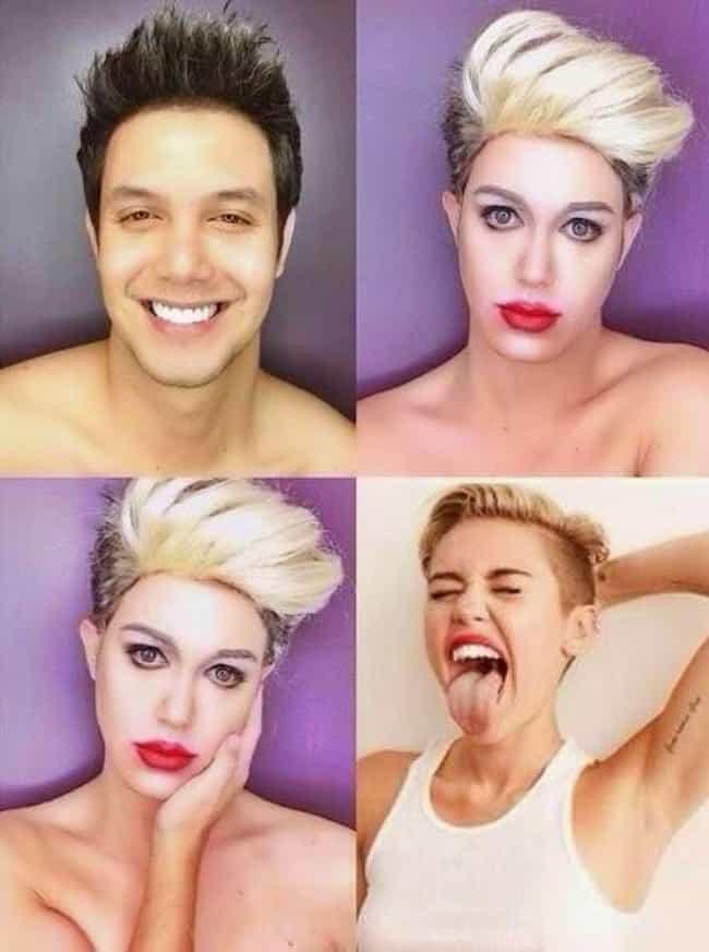 60+ Unbelievable #MakeupTransformations