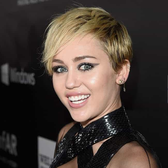 Miley Cyrus is listed (or ranked) 3 on the list 39 Celebrities Who Were Caught Lying