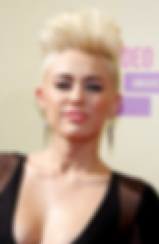 Miley Cyrus is listed (or ranked) 1 on the list 27 Celebrities Who Believe in Ghosts