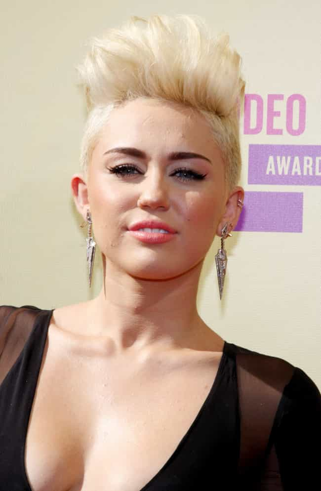 Miley Cyrus is listed (or ranked) 8 on the list 30+ Celebrities Who Believe in Ghosts