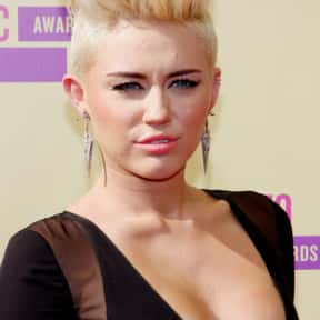 Miley Cyrus is listed (or ranked) 6 on the list The Most Immature Adult Celebs