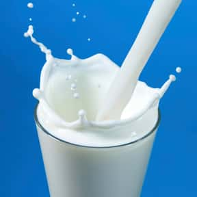 Cow Milk is listed (or ranked) 12 on the list 21st Century Food Fads to Avoid