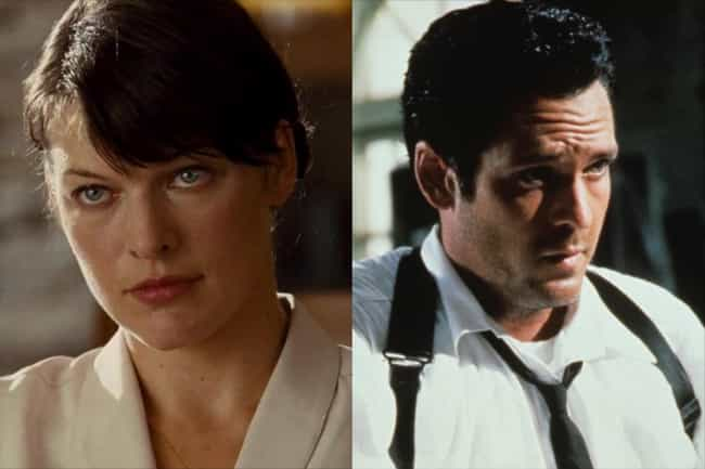 Milla Jovovich is listed (or ranked) 4 on the list Who Would Star In A Gender-Swapped 'Reservoir Dogs'?