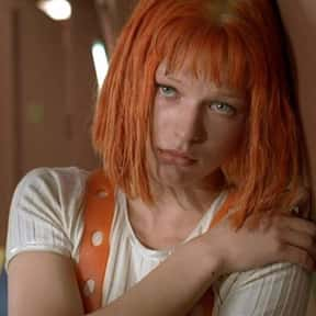 Milla Jovovich is listed (or ranked) 21 on the list The Most Attractive Redheads Ever