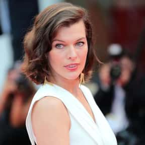Milla Jovovich is listed (or ranked) 21 on the list Which Celebrities Will Make A Comeback In 2020?
