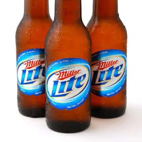 Miller Lite is listed (or ranked) 4 on the list The Best Beers to Chug