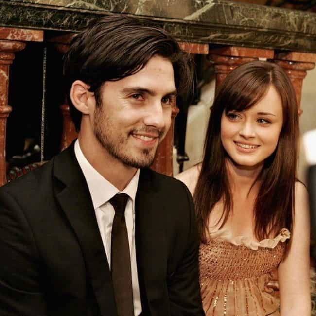 Milo Ventimiglia is listed (or ranked) 3 on the list Alexis Bledel Loves and Hookups