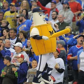 Barrelman is listed (or ranked) 23 on the list The Best Mascots in Major League Baseball