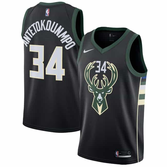 Milwaukee Bucks is listed (or ranked) 1 on the list The Coolest NBA