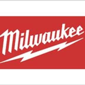 Milwaukee is listed (or ranked) 1 on the list The Best Tool Brands
