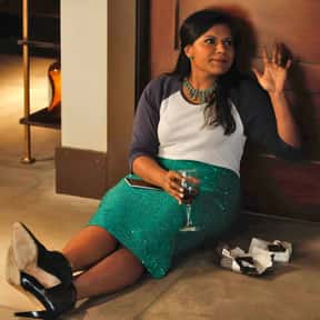 Mindy Kaling is listed (or ranked) 17 on the list The Best Actresses Who've Never Won an Emmy (for Acting)