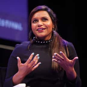 Mindy Kaling is listed (or ranked) 6 on the list Famous Cancer Female Celebrities