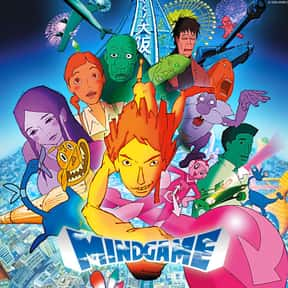 Mind Game is listed (or ranked) 13 on the list The Best Anime Like Paprika
