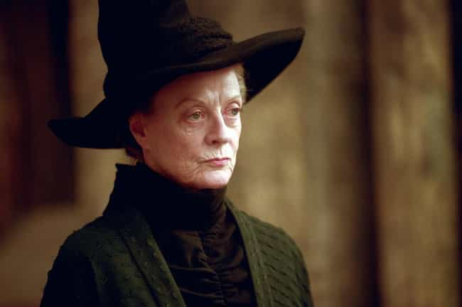 Professor Minerva McGonagall is listed (or ranked) 1 on the list The Best Members of Gryffindor