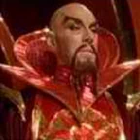 Ming the Merciless is listed (or ranked) 2 on the list List of Flash Gordon Characters