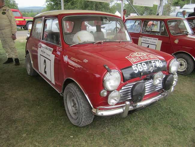 MINI Cooper is listed (or ranked) 2 on the list The Best Rally Cars Ever Put Together