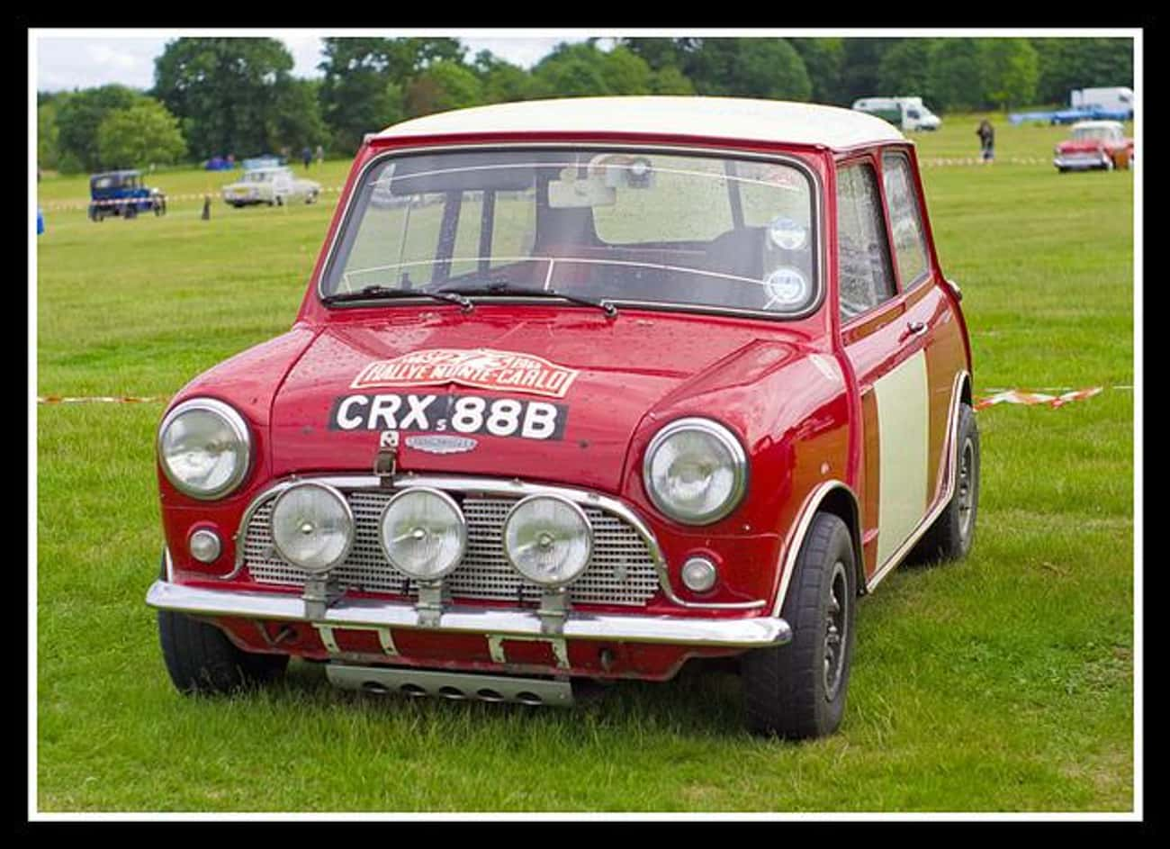 MINI Cooper is listed (or ranked) 1 on the list Full List of British Motor Corporation Models