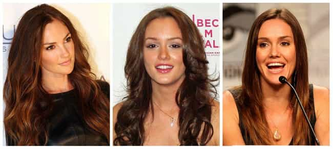 Minka Kelly is listed (or ranked) 4 on the list Celebrities Who Look Alike