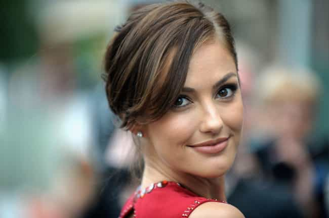 Minka Kelly is listed (or ranked) 4 on the list The Most Gorgeous Girls on Primetime TV