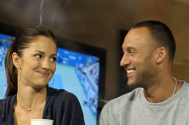 Minka Kelly is listed (or ranked) 2 on the list Derek Jeter's Loves & Hookups
