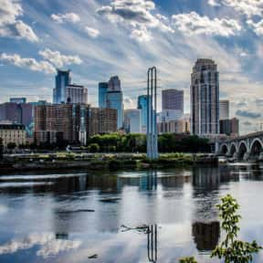 Minneapolis is listed (or ranked) 19 on the list The Best US Cities for Hiking