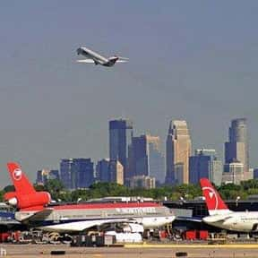 Minneapolis–Saint Paul Interna is listed (or ranked) 3 on the list The Best U.S. Airports