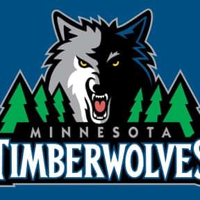 Minnesota Timberwolves is listed (or ranked) 7 on the list The Coolest Basketball Team Logos