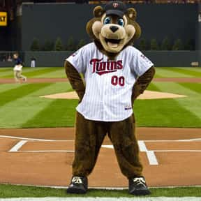 T. C. Bear is listed (or ranked) 24 on the list The Best Mascots in Major League Baseball