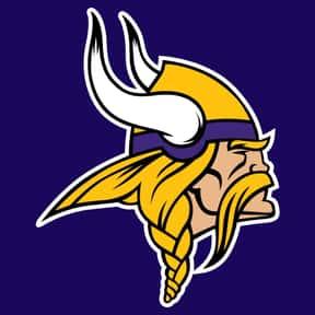 Minnesota Vikings is listed (or ranked) 13 on the list The Greatest NFL Teams