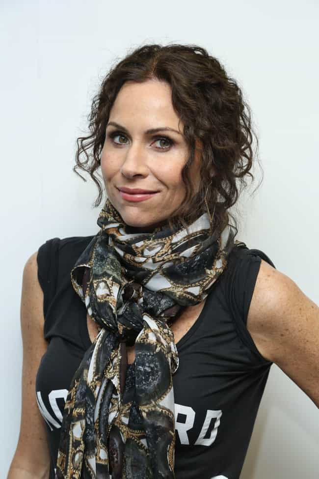 Minnie Driver is listed (or ranked) 2 on the list Oscar Loser Faces, Ranked