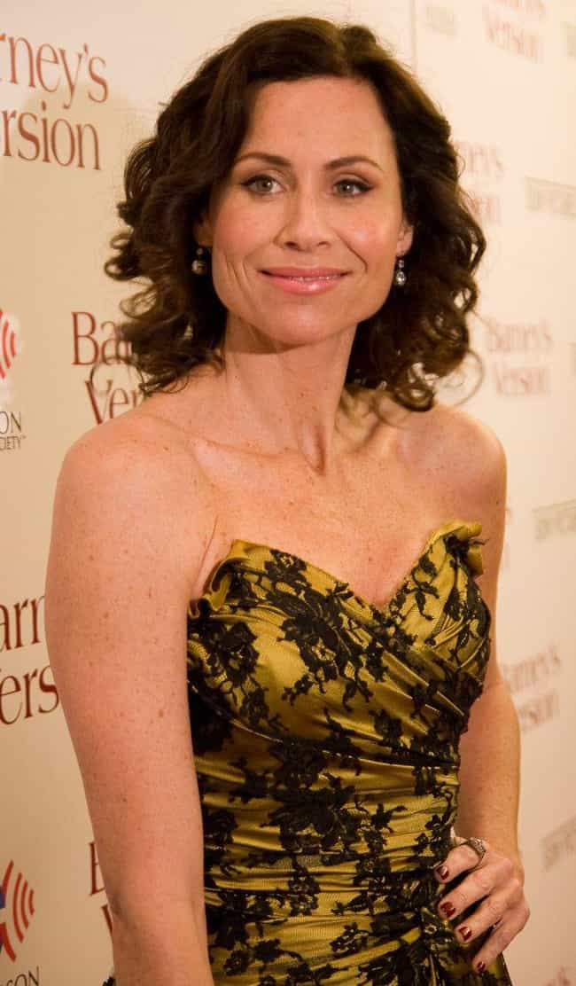 Minnie Driver is listed (or ranked) 7 on the list Matt Damon's Loves & Hookups