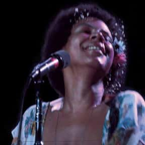 Minnie Riperton is listed (or ranked) 13 on the list The Greatest Black Female Pop Singers