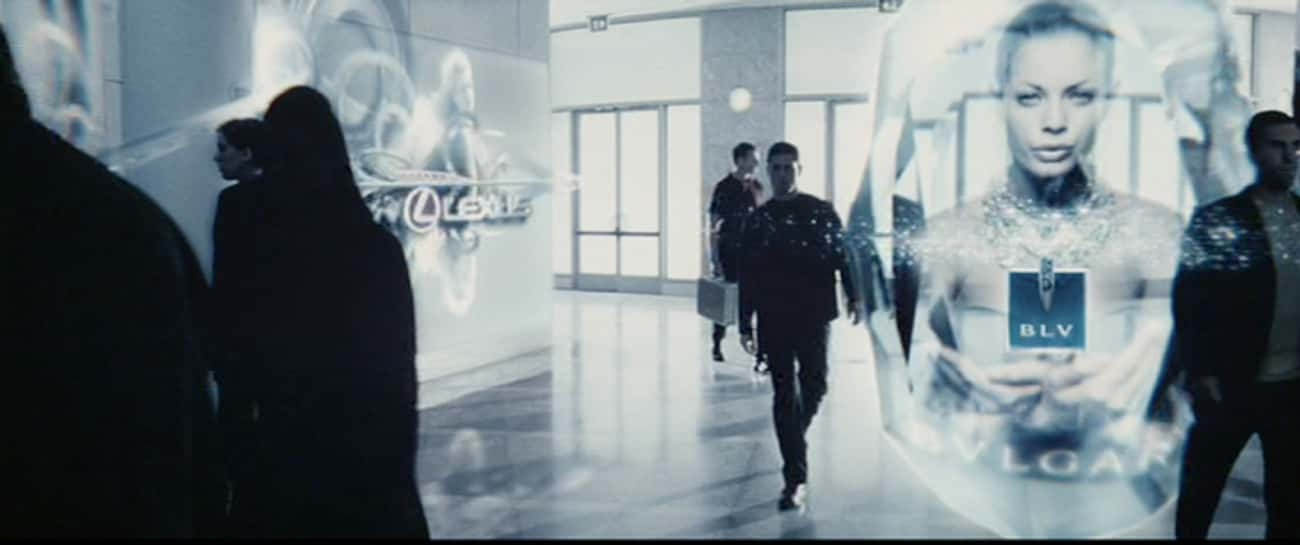 'Minority Report': Personal Da is listed (or ranked) 3 on the list Movies That Were Eerily Ahead Of Their Time