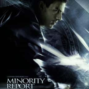 Minority Report is listed (or ranked) 10 on the list The Best Intelligent Action Movies of All Time