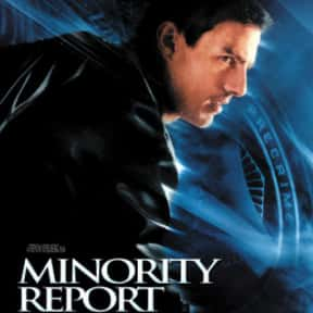 Minority Report is listed (or ranked) 11 on the list The Best Steven Spielberg Movies