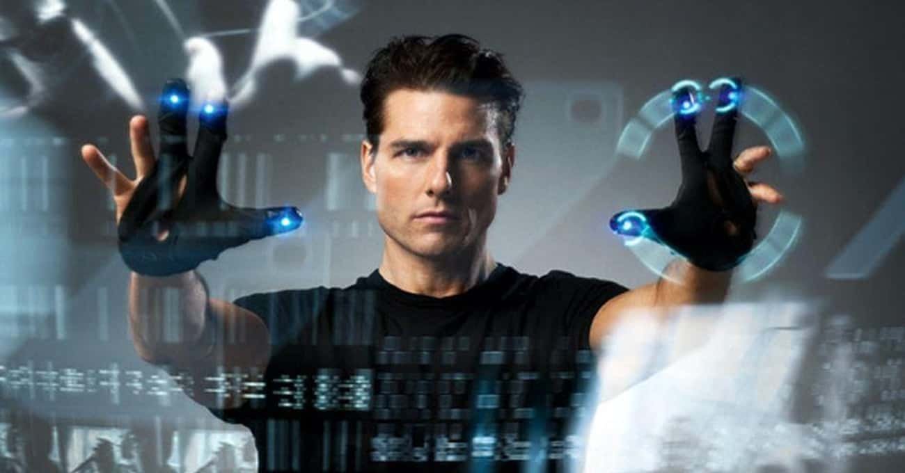 'Minority Report' Was A 'Total is listed (or ranked) 2 on the list 15 Movies That Were Originally Conceived As Sequels