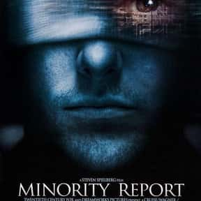 Minority Report is listed (or ranked) 1 on the list The Best Movies About Surveillance and Hidden Cameras