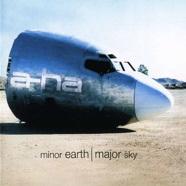 Minor Earth | Major Sky is listed (or ranked) 4 on the list The Best A-ha Albums of All Time
