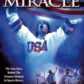 Miracle is listed (or ranked) 5 on the list The 30+ Greatest Sports Drama Movies of All Time