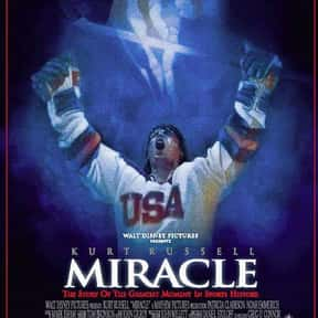 Miracle is listed (or ranked) 23 on the list The Best Cold War Movies
