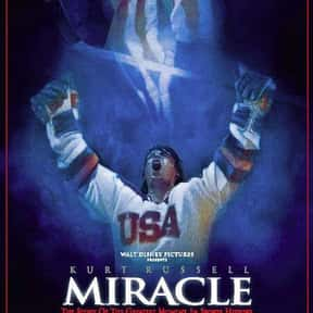 Miracle is listed (or ranked) 8 on the list The Best Movies About Underdogs