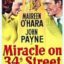 Miracle on 34th Street is listed (or ranked) 45 on the list The Best Movies for Families