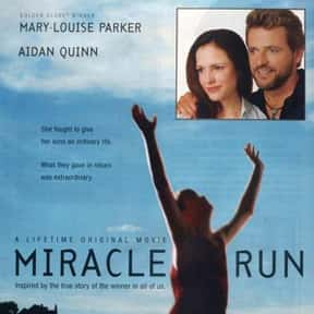 Miracle Run is listed (or ranked) 20 on the list The Best Zac Efron Movies
