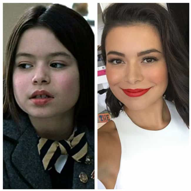 Miranda Cosgrove is listed (or ranked) 1 on the list What Happened To All The Kids From School Of Rock