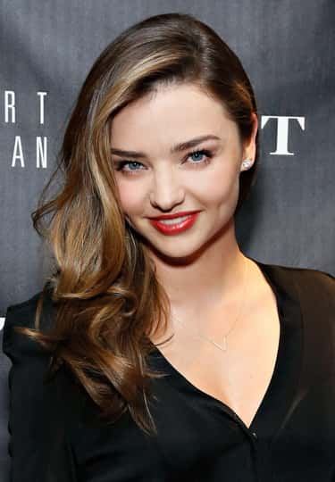 Miranda Kerr is listed (or ranked) 1 on the list Famous Female Supermodels