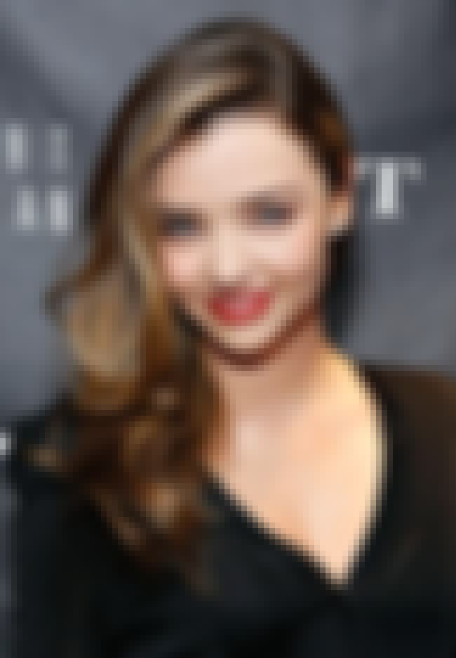 Miranda Kerr is listed (or ranked) 1 on the list List of Famous Supermodels