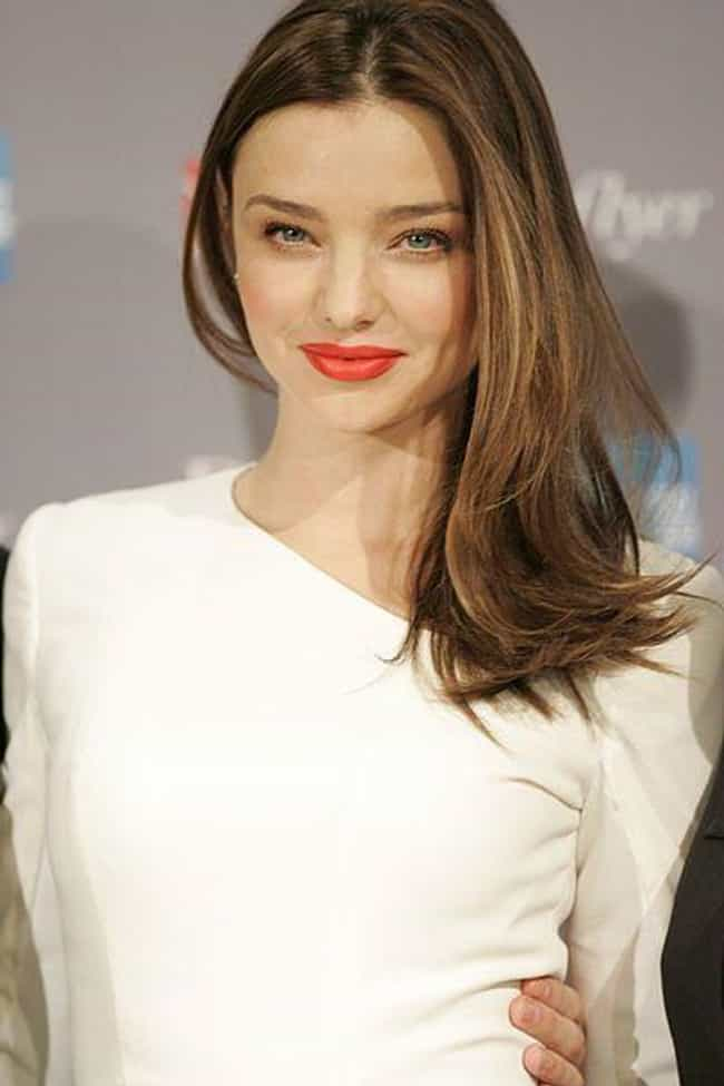 Miranda Kerr is listed (or ranked) 4 on the list The Best Celebrity Smiles (Women)