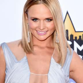 Miranda Lambert is listed (or ranked) 25 on the list Who Was America's Girlfriend in 2015?