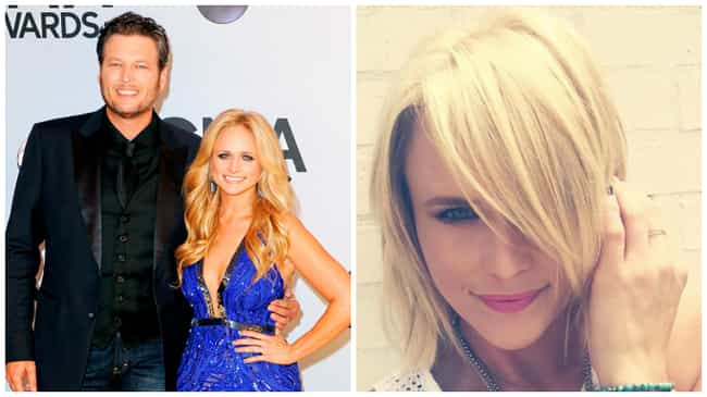 Miranda Lambert is listed (or ranked) 8 on the list The Hottest Celebrity Breakovers