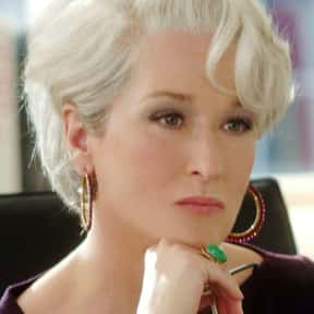 Miranda Priestly is listed (or ranked) 1 on the list The Greatest Characters Played by Meryl Streep, Ranked
